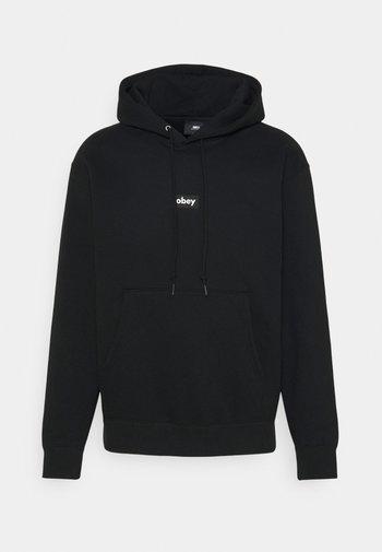 BAR - Collegepaita - black