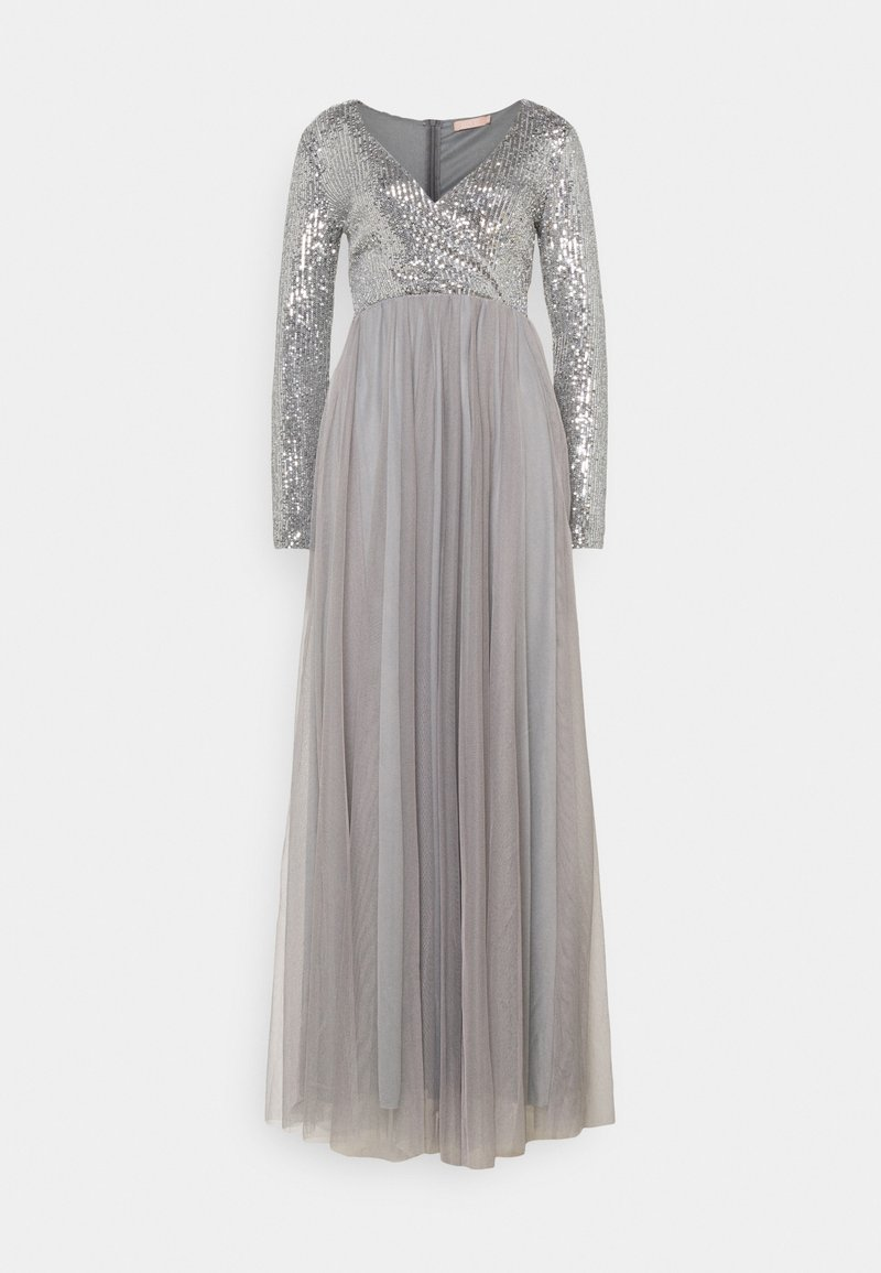 Nly by Nelly - GIVE IT ALL GOWN - Ballkjole - dark grey