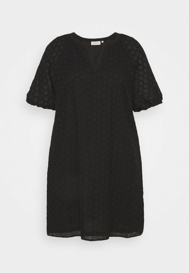 CARAGATA 2/4 DRESS - Korte jurk - black