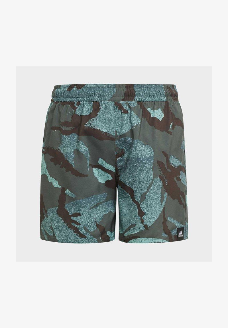 adidas Performance - Swimming shorts - green