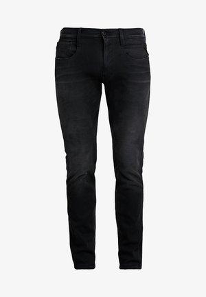 HYPERFLEX PLUS ANBASS - Jeans slim fit - grey denim