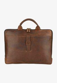 JOOP! - LORETO SAMU  - Briefcase - dark brown - 0