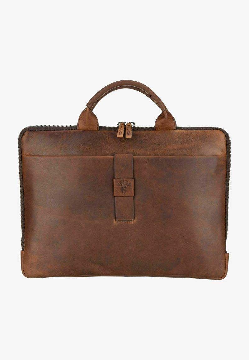 JOOP! - LORETO SAMU  - Briefcase - dark brown