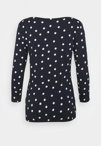 Marks & Spencer London - SPOT - Long sleeved top - blue - 1