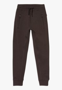 Molo - ASH - Tracksuit bottoms - brown darkness - 0