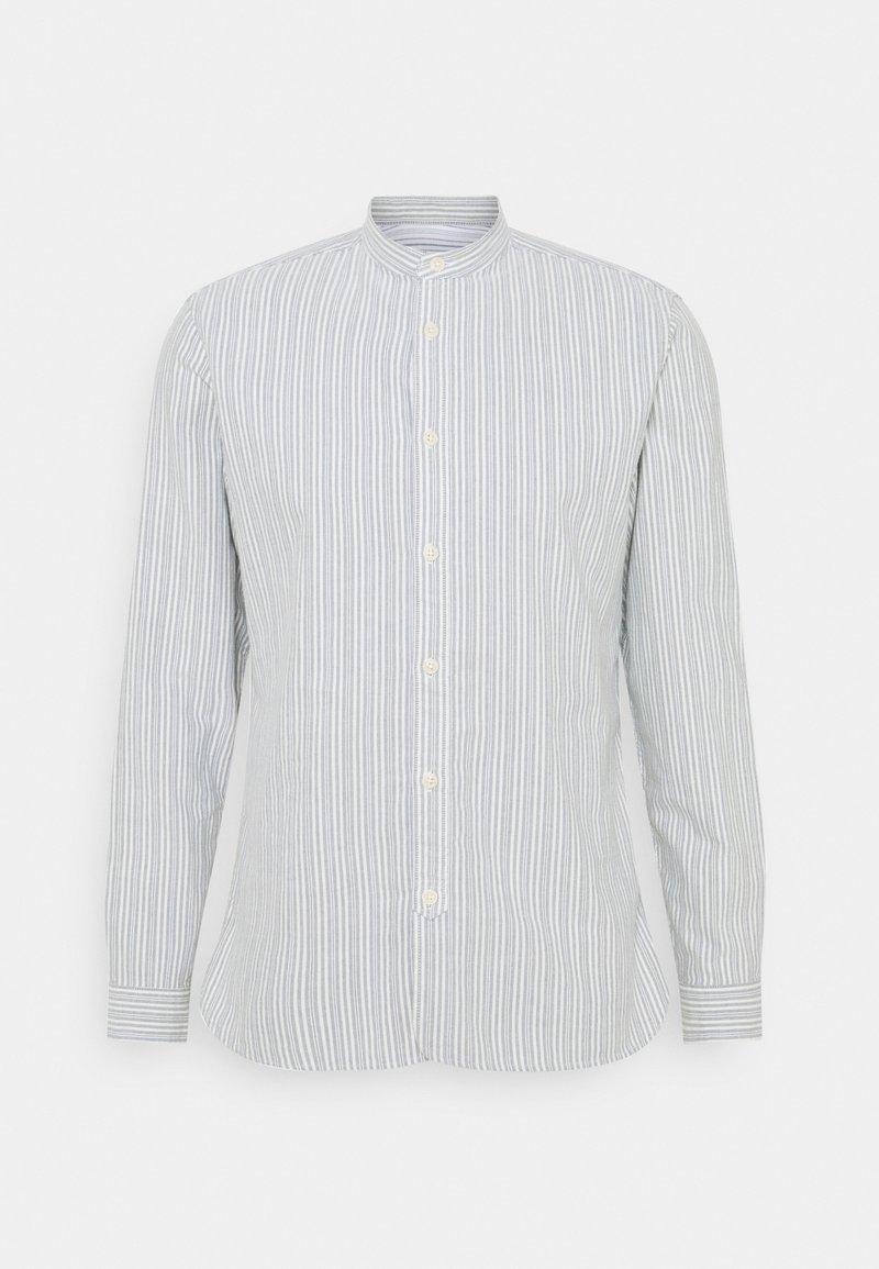 Selected Homme - SLHSLIMMILTON STRIPES - Businesshemd - grey