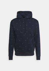 Calvin Klein Golf - ALL OVER PRINT HOODIE - Sweatshirt - navy - 3