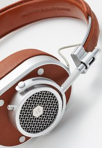 Master & Dynamic - MH40 OVER-EAR - Høretelefoner - brown/silver-coloured - 6