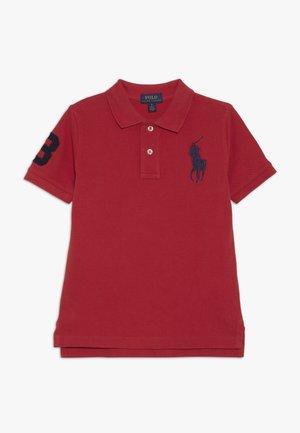 Poloshirt - sunrise red