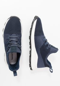 Timberland - BROOKLYN - Trainers - navy - 1