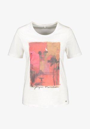 T-shirt imprimé - shell