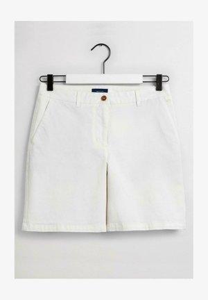 Shorts - eggshell