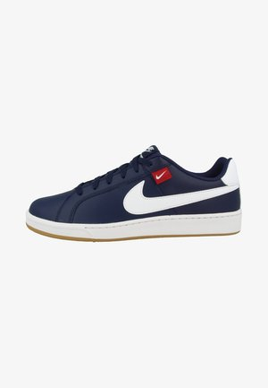 SCHUHE COURT ROYALE TAB - Trainers - blue