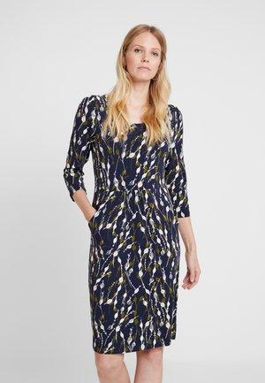 TESSA DRESS - Žerzejové šaty - sea blue