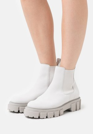 VIDA - Bottines - light/grey