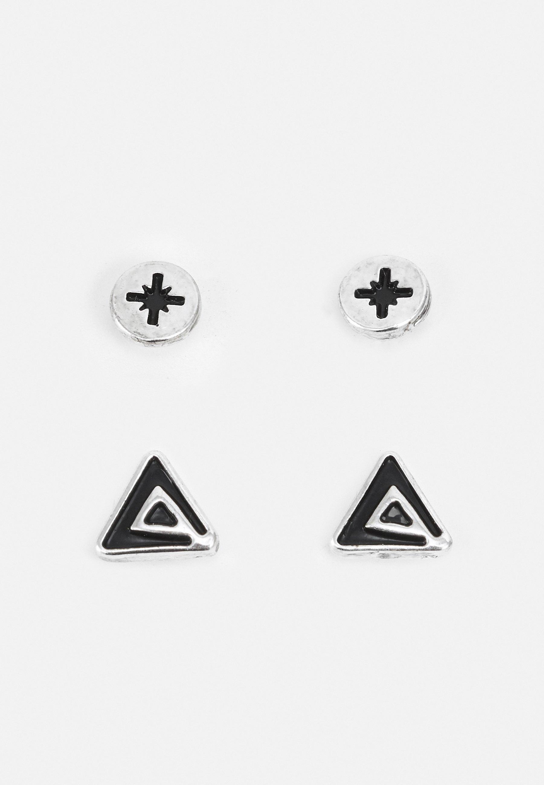 Men TRIBAL TECH MULTIPACK EARRING 2 PACK - Earrings