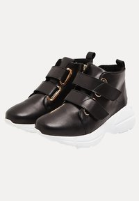 myMo - High-top trainers - black - 3
