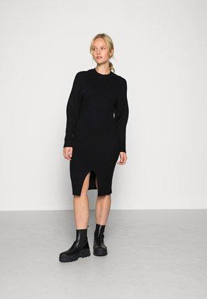 KIARA DRESS - Jumper dress - black