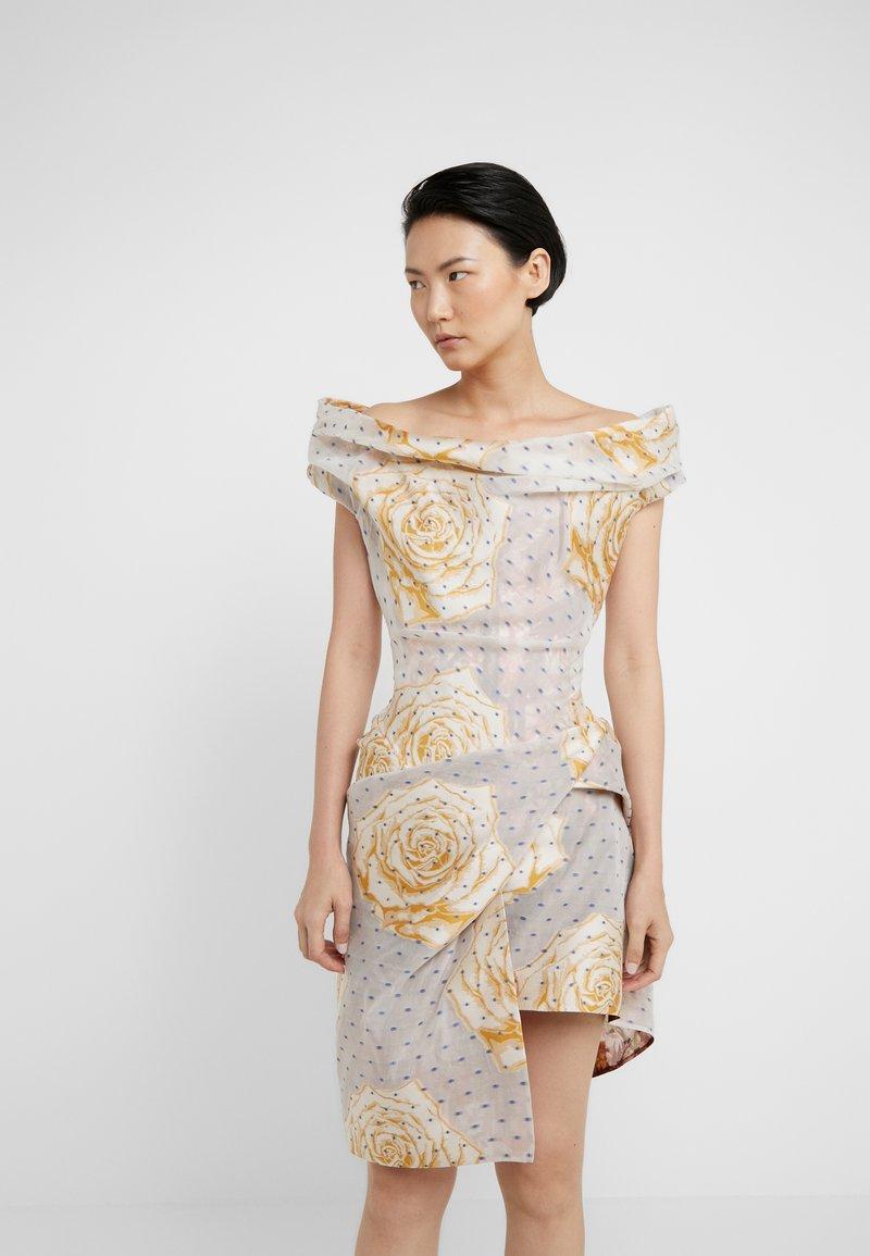 Vivienne Westwood - DEVANA DRESS - Sukienka koktajlowa - natural