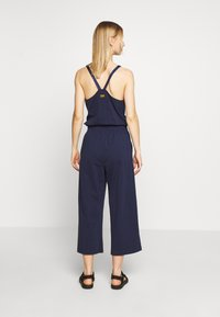 G-Star - UTILITY STRAP WMN S\LESS - Jumpsuit - sartho blue - 2