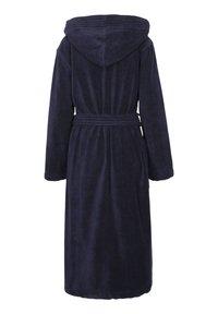 JOOP! - JOOP! DAMEN BADEMANTEL - Dressing gown - marine - 1