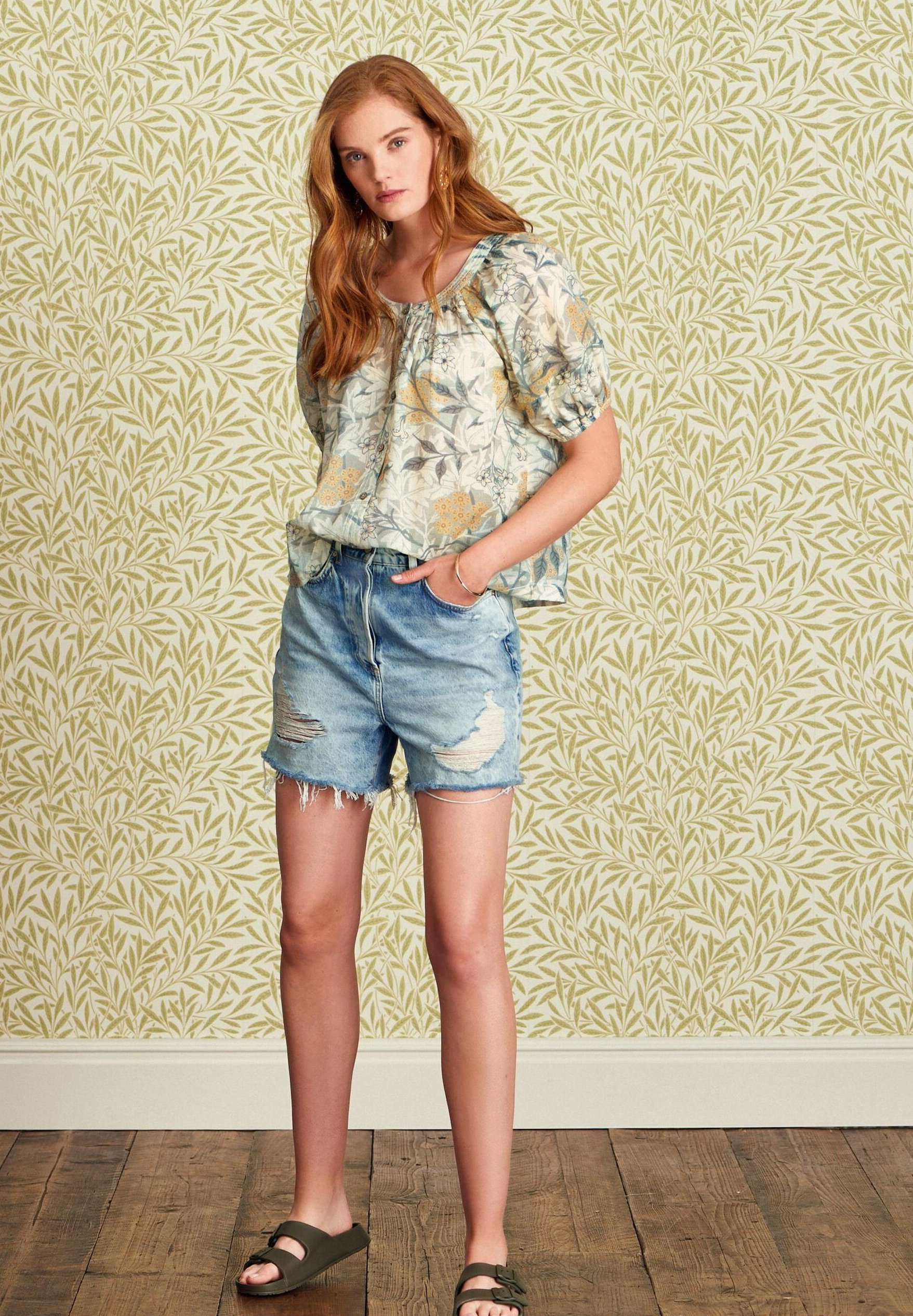 Donna MORRIS & CO. AT NEXT VOLUME SLEEVE BLOUSE - Camicetta