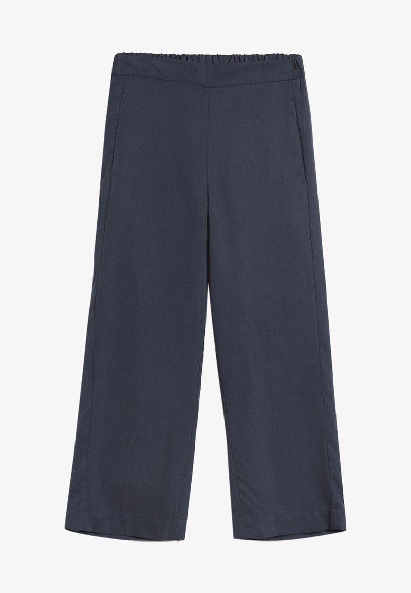 ARMEDANGELS - KAMALAA - Trousers - frozen blue