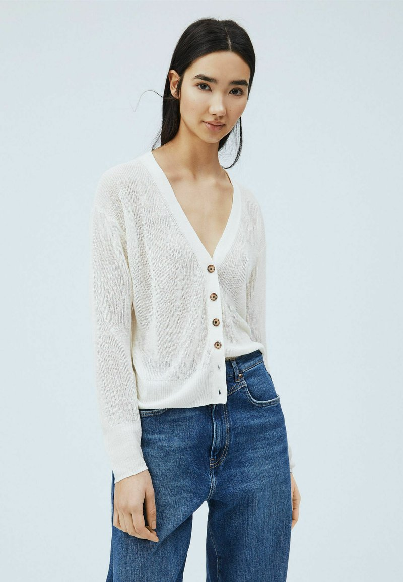 Pepe Jeans - MONICA - Cardigan - mousse