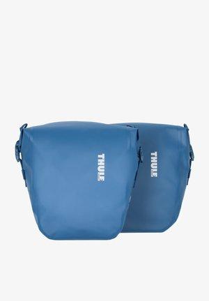 SHIELD PANNIER  - Across body bag - blue