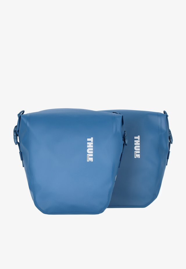 SHIELD PANNIER  - Across body bag - blue