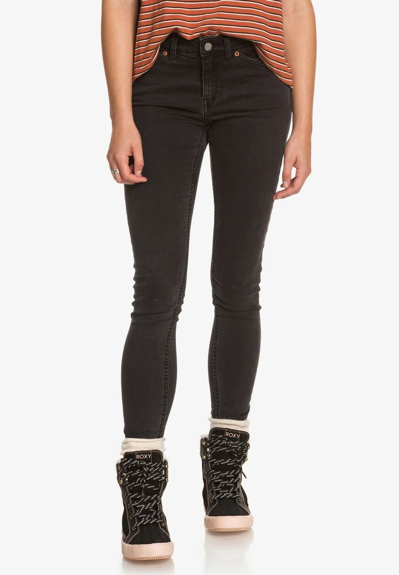 Roxy - Jeans Skinny Fit - anthracite