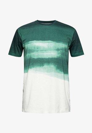 FASHION SLUB - T-shirt print - teal green