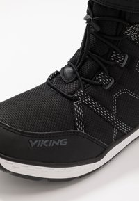 Viking - SKOMO GTX - Winter boots - black/charcoal - 2