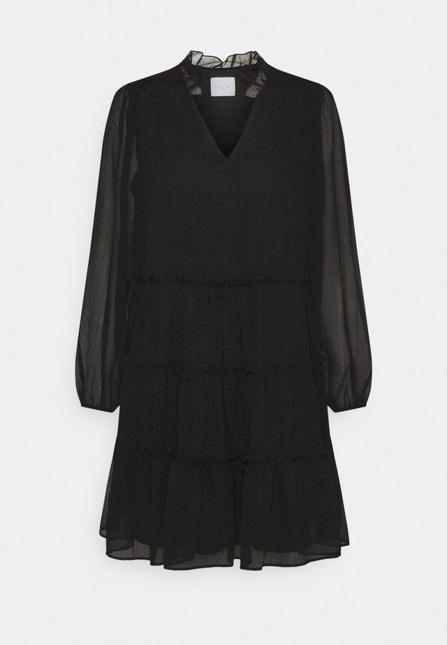 VIDITA DRESS - Vestito estivo - black