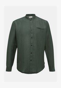 WINTERWAFFL - Shirt - dark khaki