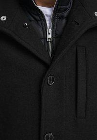 Jack & Jones - Pitkä takki - black - 5