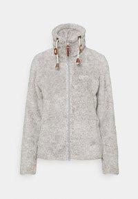 Icepeak - COLONY - Fleece jacket - light grey - 0