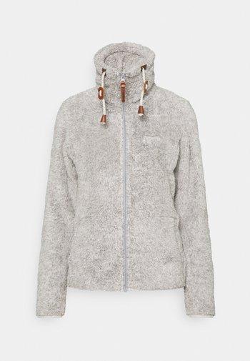 COLONY - Fleece jacket - light grey