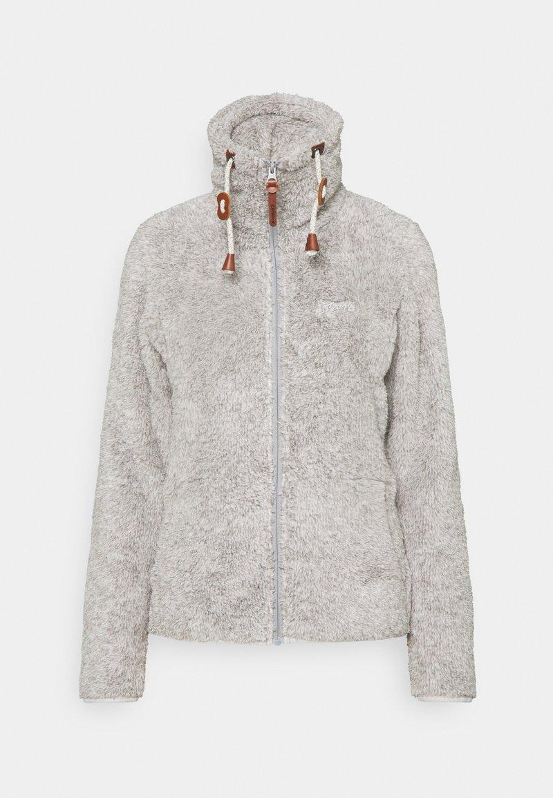 Icepeak - COLONY - Fleece jacket - light grey