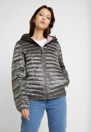 HYPER CORE JACKET - Winter jacket - gunmetal