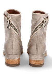 A.S.98 - Cowboy/biker ankle boot - grigio - 4