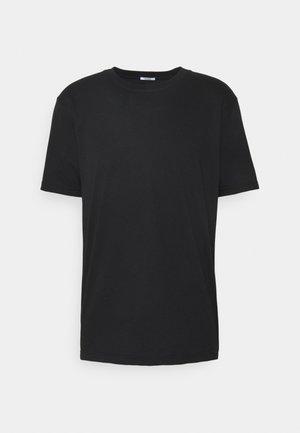 STAN TEE  - Print T-shirt - black