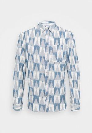 Overhemd - copen blue