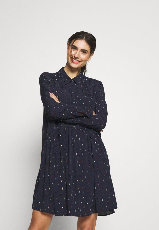 BABYDOLL  - Robe chemise - navy minimal