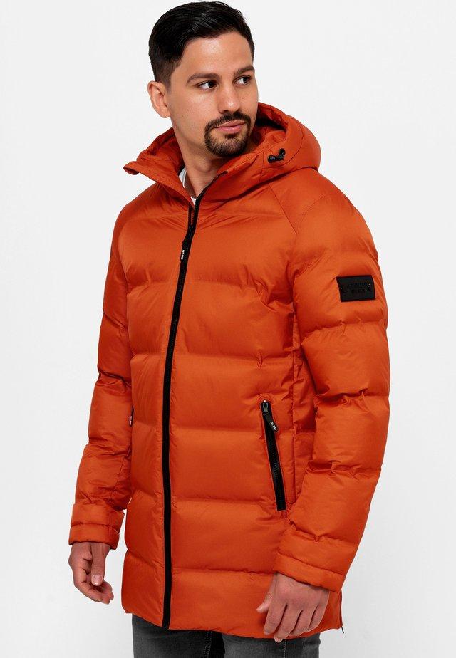 Abrigo de invierno - orangeade