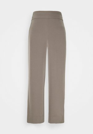 ZHEN CULOTTE - Bukse - sandy grey