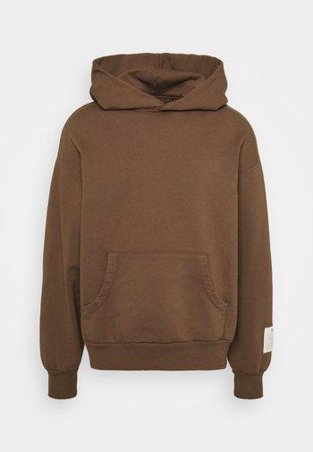 UNISEX NEUTRALS HOODIE - Collegepaita - light brown