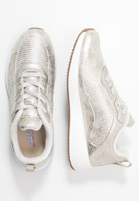 Skechers Sport - BOBS SQUAD - Trainers - champagne - 3