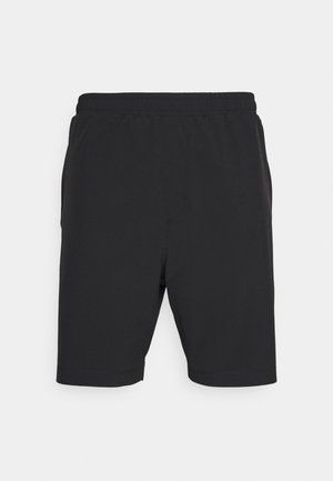 LOGO TRAINING SHORT - Träningsshorts - black