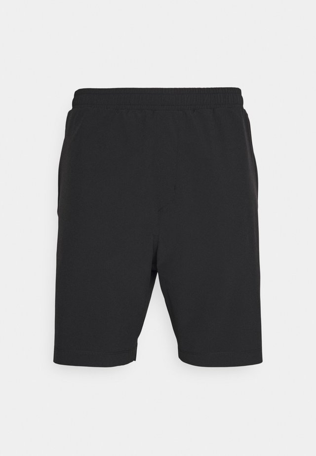 LOGO TRAINING SHORT - Short de sport - black